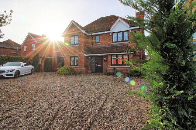 Thumbnail Detached house for sale in Rib Way, Buntingford