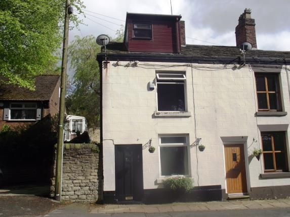 Thumbnail End terrace house for sale in Mottram Old Road, Gee Cross, Hyde, Cheshire