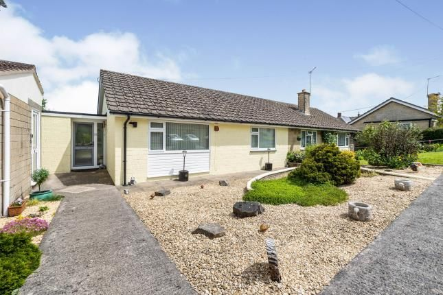 3 bed bungalow for sale in Wesley Close, Wanstrow, Shepton Mallet BA4