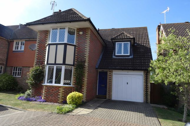 Thumbnail Detached house to rent in Winnipeg Drive, Green Street Green, Orpington