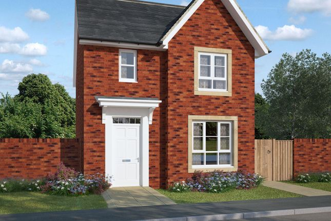 "Thumbnail Semi-detached house for sale in ""Esslemont"" at Ravenscliff Road, Motherwell"