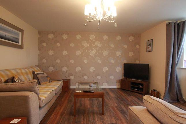 Lounge of Morag Riva Court, Uddingston, Glasgow G71