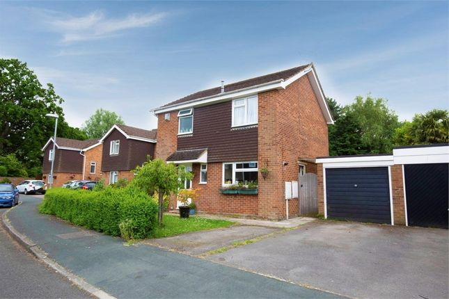 Thumbnail Detached house for sale in Sedgebrook, Swindon, Wiltshire