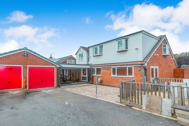 Thumbnail Bungalow for sale in Heathfield Drive, Tyldesley, Manchester