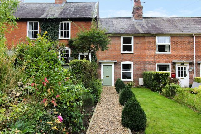 Thumbnail Terraced house for sale in Blockhill Cottages, Trowse, Norwich