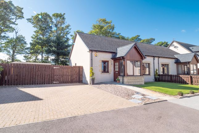 Thumbnail Semi-detached house for sale in Brighead View, Inverbervie, Montrose