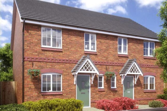 Thumbnail Terraced house to rent in Liberty Close, Baytree Lane, Middleton