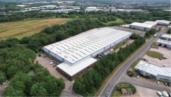 Thumbnail Light industrial to let in Warrington Call Centre, 110 Europa Boulevard, Warrington, Cheshire