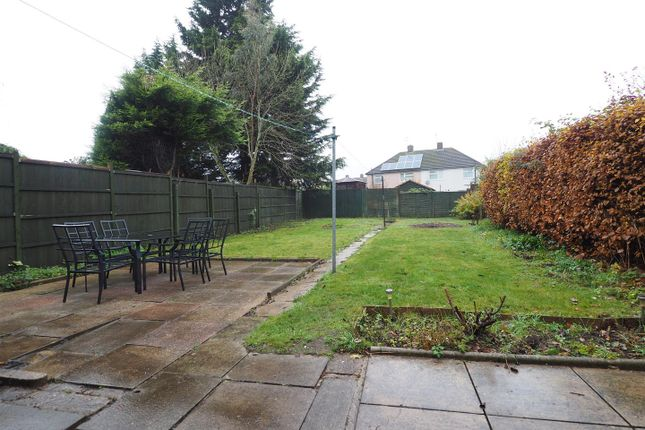 Generous Enclosed Rear Garden 647