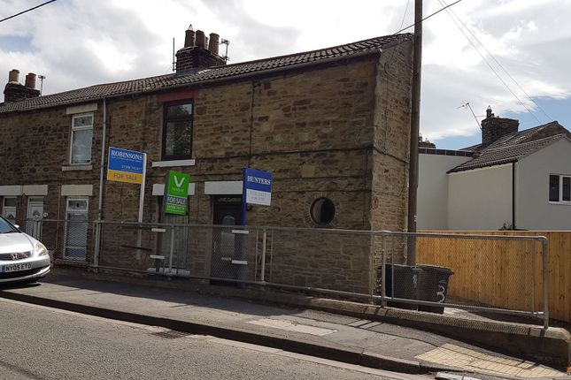 Thumbnail Terraced house for sale in Railway Street, Howden Le Wear, Crook