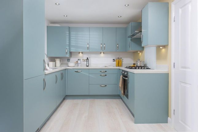 """Kitchen of """"Moresby"""" at Riverston Close, Hartlepool TS26"""