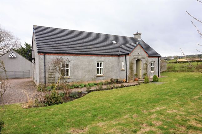 Thumbnail Detached bungalow for sale in Galdanagh Road, Ballymena