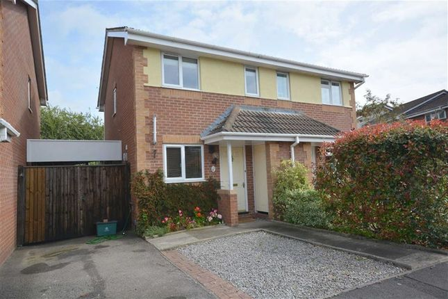 Thumbnail Semi Detached House For Sale In Aspen Drive Quedgeley Gloucester