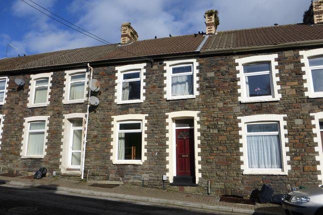 Thumbnail Terraced house for sale in Tower Street, Treforest, Pontypridd