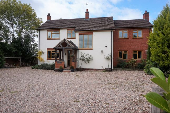 Thumbnail Detached house for sale in Church Road, Bradley Green