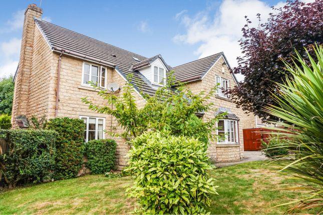 Thumbnail Detached house for sale in Ellar Gardens, Menston