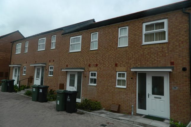 Thumbnail End terrace house for sale in Northumberland Way, Walsall
