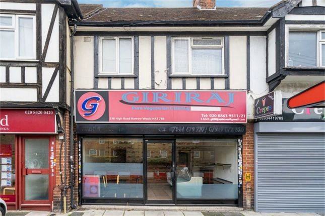Thumbnail Commercial property for sale in High Road, Harrow Weald, Harrow