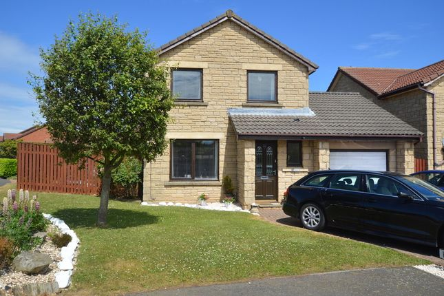 Thumbnail Detached house for sale in Harcar Court, Tweedmouth, Berwick Upon Tweed, Northumberland