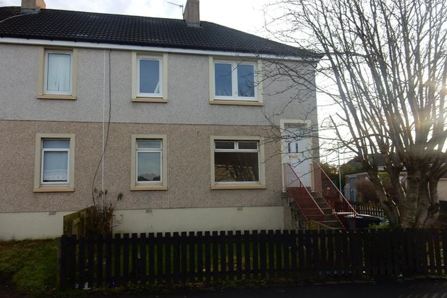 Thumbnail Flat to rent in Northmuir Drive, Wishaw