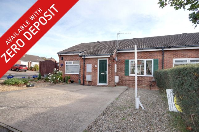 2 bed bungalow to rent in Coulson Close, Yarm TS15