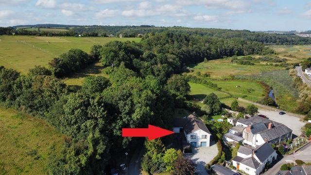 Thumbnail Detached house for sale in Sladesbridge, Wadebridge