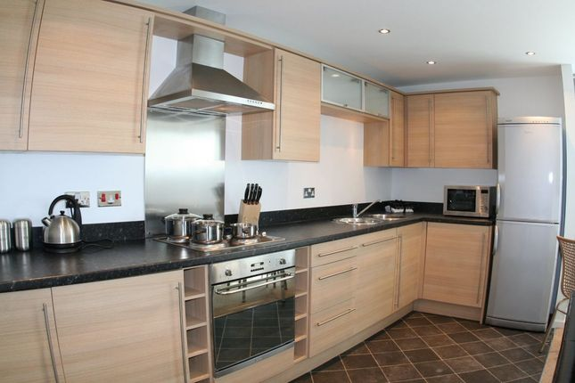 Thumbnail Flat to rent in Bryers Court, Warrington