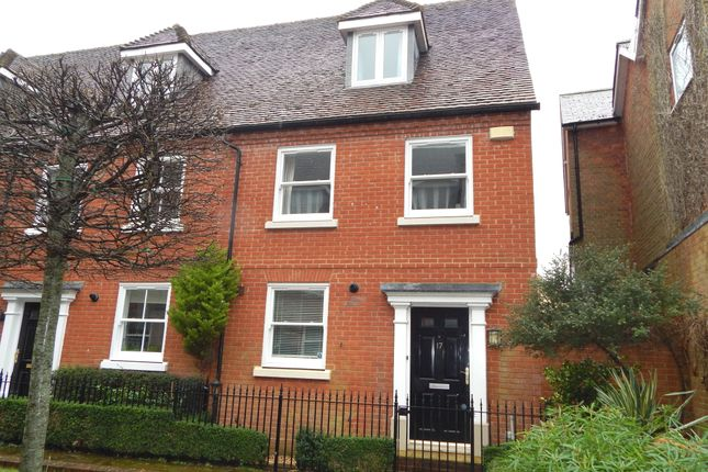 Thumbnail Property to rent in Charter Court, Gigant Street, Salisbury