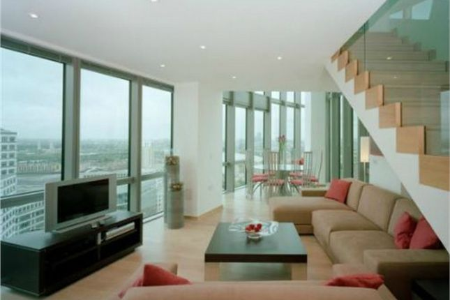 Thumbnail Flat for sale in No.1 West India Quay, 26 Hertsmere Road, Canary Wharf, London, United Kingdom