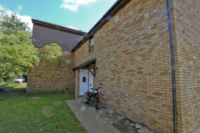 Entrance of Hambledon Close, Uxbridge UB8