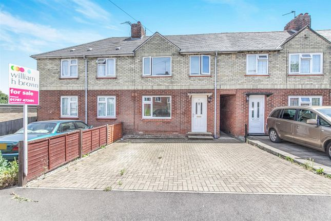 Thumbnail Terraced house for sale in Mitchell Avenue, Halstead