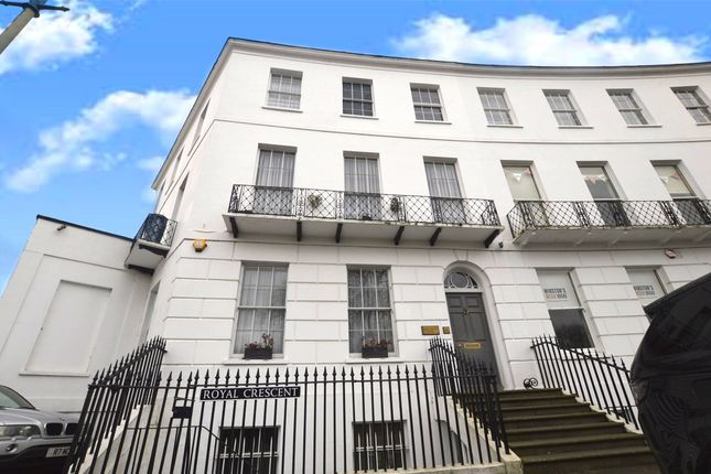 Thumbnail End terrace house for sale in Royal Crescent, Cheltenham, Gloucestershire