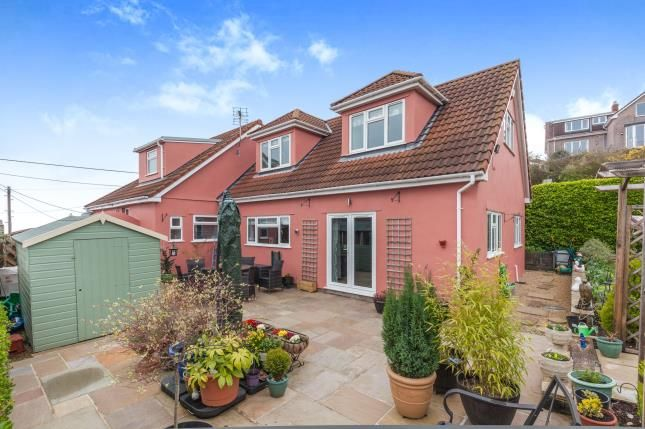 Thumbnail Detached house for sale in Bleadon Hill, Weston-Super-Mare, Somerset