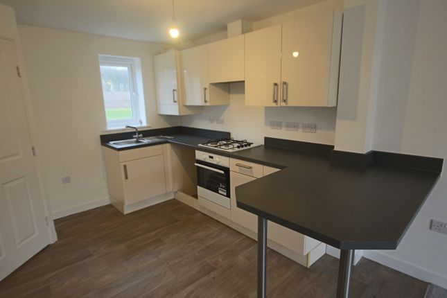 Mews house to rent in Brookwood Way, Buckshaw Village, Chorley