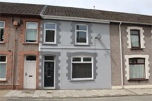 Thumbnail Terraced house for sale in Oakfield Terrace, Llynypia, Tonypandy, Rct.