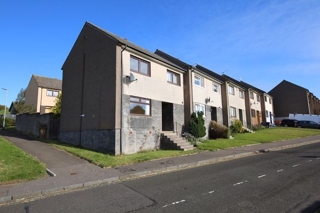 Street of Earn Crescent, Dundee DD2
