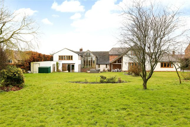 Thumbnail Detached house for sale in Post Office Lane, Broad Hinton, Swindon, Wiltshire