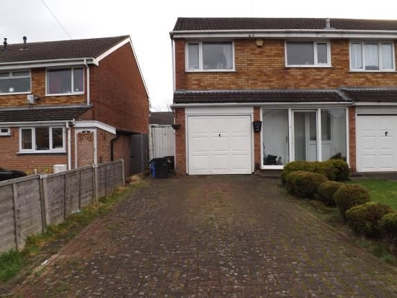 End terrace house in  Clent View Road  Bartley Green  Birmingham  West Midlands  Birmingham