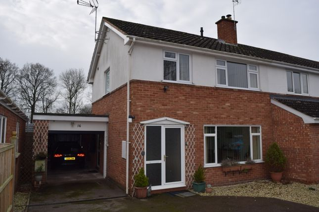 Thumbnail Property for sale in 16 Church Croft, Madley, Madley Hereford, Herefordshire