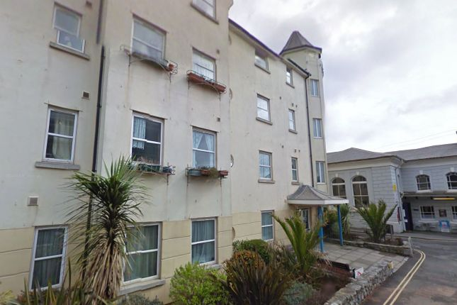 Thumbnail Flat to rent in Richmond Place, Dawlish