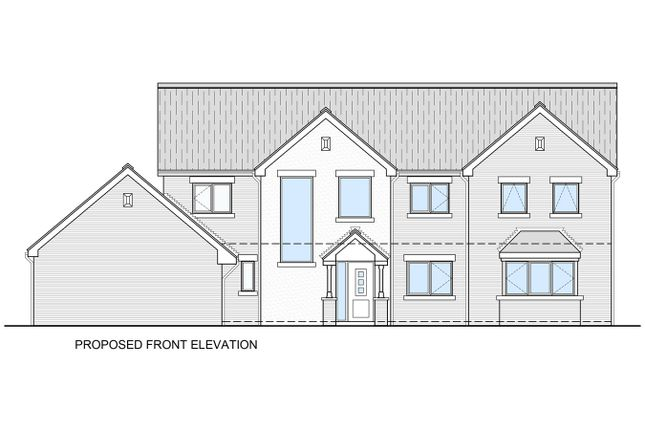 Thumbnail Detached house for sale in Booths Hall Way, Worsley, Manchester