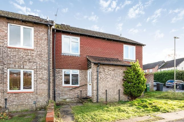 Thumbnail Terraced house to rent in Beecham Berry, Basingstoke