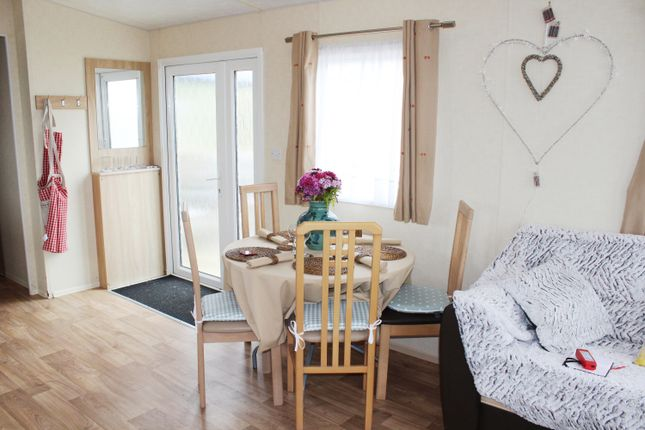 Dining Area of Seaview Holiday Park, Sennen TR19