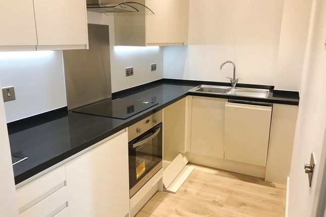 Thumbnail Flat to rent in Wolsey Road, Hemel Hempstead
