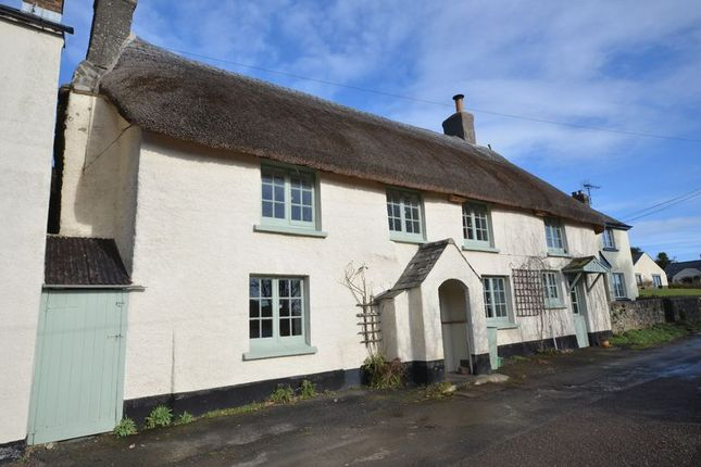 Thumbnail Cottage for sale in Drewsteignton, Exeter