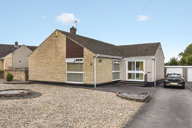 Thumbnail Bungalow for sale in Homefield Road, Pucklechurch, Bristol