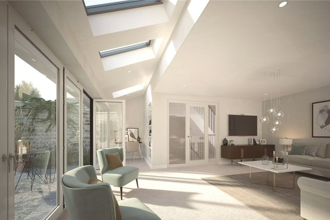Thumbnail End terrace house for sale in House Hope House, Lansdown Road, Bath
