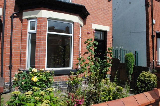 Thumbnail Terraced house to rent in Newearth Road, Worsley, Manchester