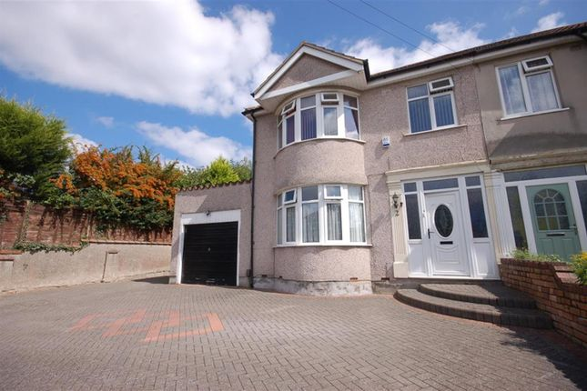 Thumbnail Terraced house for sale in Dalkeith Avenue, Kingswood, Bristol