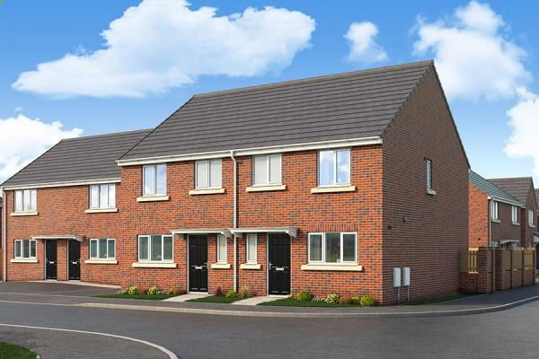 "Thumbnail Property for sale in ""The Bailey At Aurora, Castleford"" at Flass Lane, Castleford"
